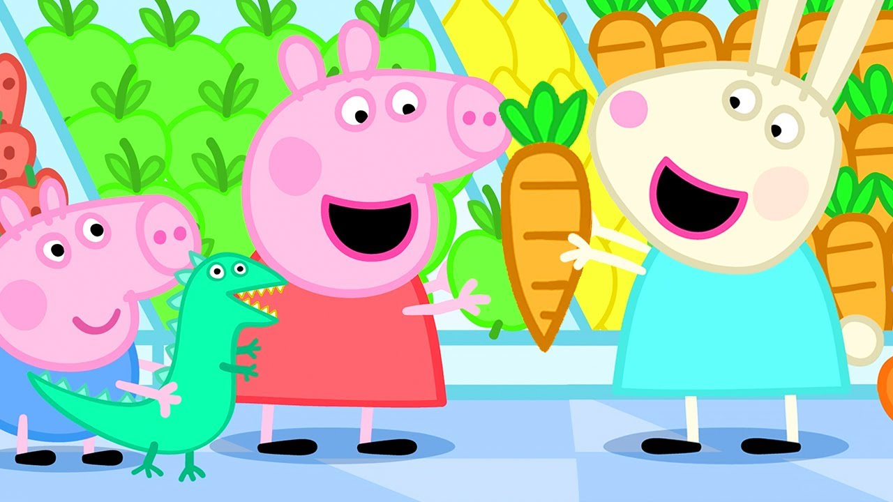 Peppa Pig Official Channel   Fruit