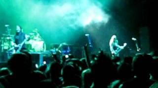 Machine Head Live @ Rockhal - Struck A Nerve