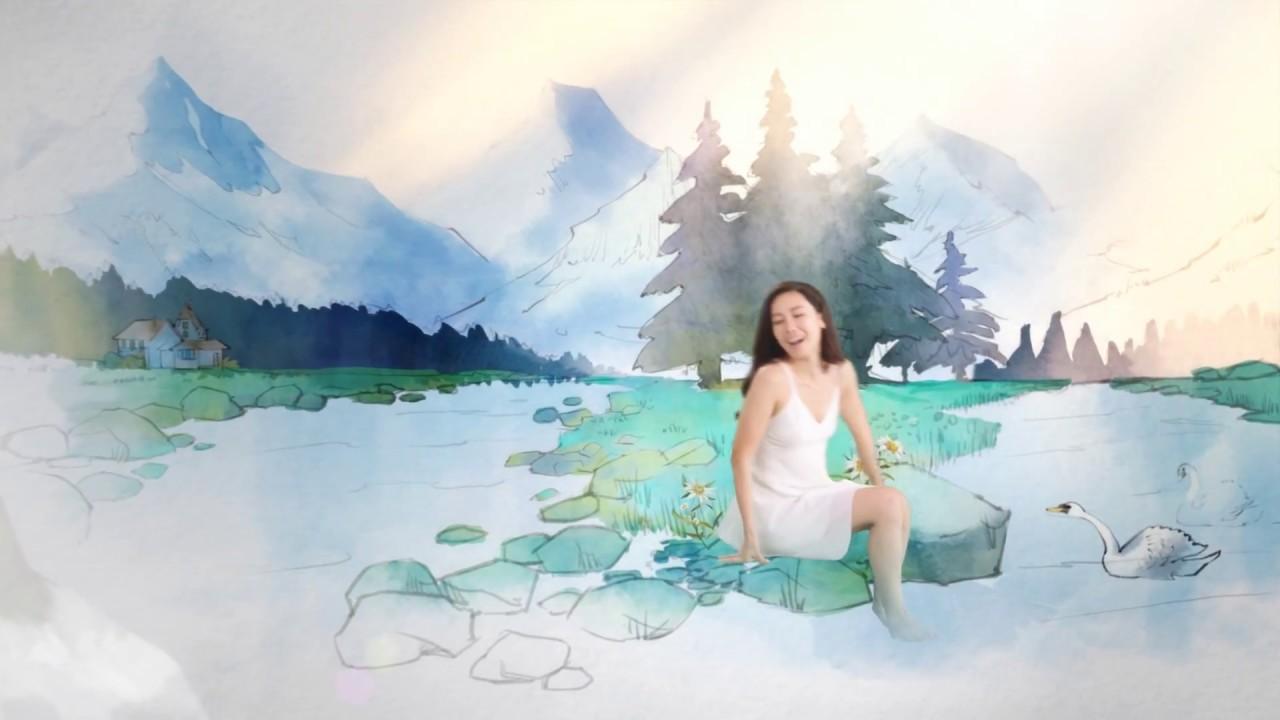 Méthode SWISS - 全新雪絨花系列 (湖畔篇) - YouTube