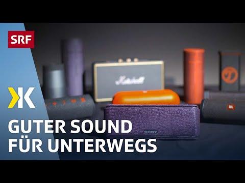🥇 6 Modelle, 6 klarer Sieger: Bluetooth Lautsprecher Test  rtl