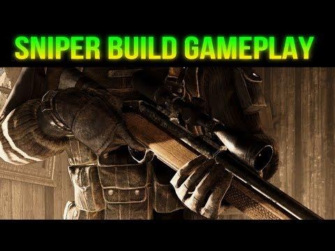 Fallout 76 Sniper Build Gameplay! thumbnail