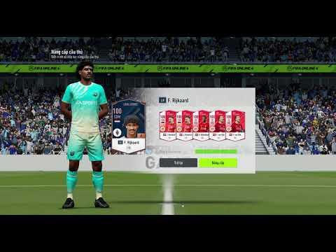 FIFA ONLINE 4   cách đập cầu thủ cộng 5 tỷ lệ thành công cao