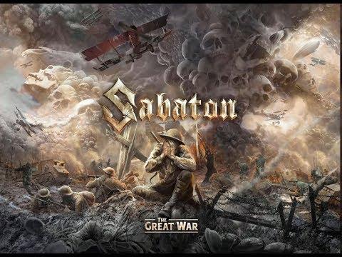 "SABATON announced new 2019 concept album ""The Great War""..!"
