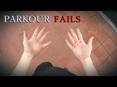 My Parkour and Freerunning Fail Compilation - Rafa Ruiz