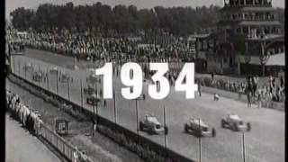 Shell History of Motor Racing The Heroic Days 1902-1951