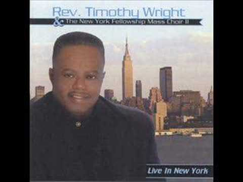You Must Come In At The Door - Rev. Timothy Wright