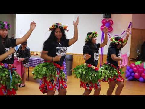 Kiribati - Takanuea Retire 21st Birthday Celebration Highlights