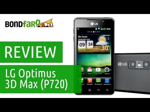 LG Optimus 3D Max (P720) - Review