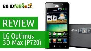 LG Optimus 3D Max (P720) - Review