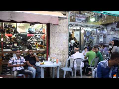 Iftar in downtown Amman