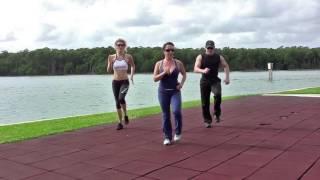 Samba CARDIO FITNESS, Workout 2, StepFlix Lessons.