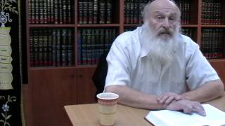 Рав Даниэль Булочник. Уроки Торы. Законы Песаха. 5776 г.