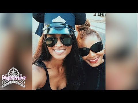 Ciara and Janet Jackson hang out together | Will there be a future collaboration?