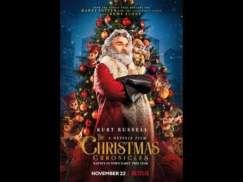 The Christmas Chronicles Trailer.The Christmas Chronicles Official Trailer Reaction