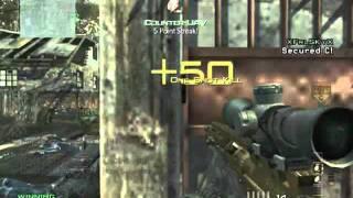 frank1705 mw3 game clip
