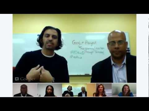 Transforming Education Through Technology