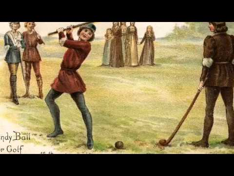 Archae-Facts: King James II Vs. Golf!