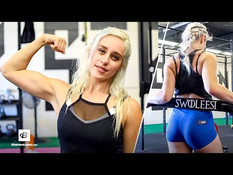 Swoleesi: The Powerlifting Mother of DraGAINS | Amber Abweh