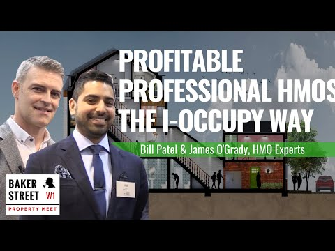 Professional HMO's - The I-Occupy Way | Investing In Houses In Multiple Occupation