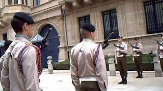 Changing of the Guard - Luxembourg