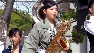 浜商 吹奏楽部 Hamasho Symphonic Band 熱帯JAZZ楽団 - Sing, Sing, Sing.