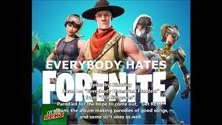 "Get REKT: Song #2: Everybody Hates Fortnite (""Everybody Hates Ned Flanders"" Parody)"