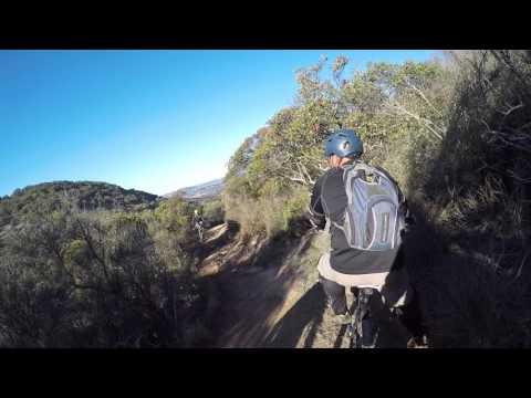 Skyline Wilderness Park - 2015 Annual Thanksgiving MTB Ride