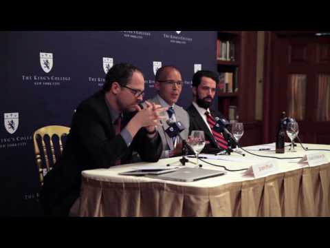 Q&A: John Pfaff, James Forman Jr, Stephanos Bibas on Mass Incarceration (Part 5 of 5)