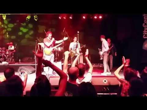 Bubamara - Emir Kusturica & The No Smoking Orchestra and Band Presentation- Rosario 29/11/2016