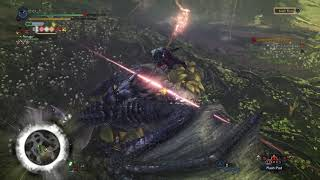 First Yian Garuga Encounter - INSECT GLAIVE - Monster Hunter World