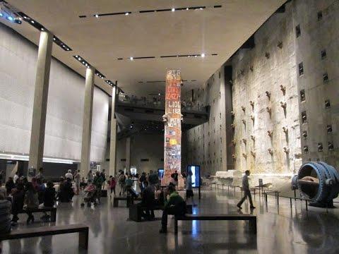 9/11 Memorial & Museum, WTC, New York
