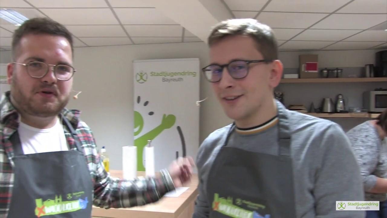 "Der Stadtjugendring Bayreuth präsentiert: ""Koch den Politiker"" - Folge 6 mit Christopher Süß (J.BT)"