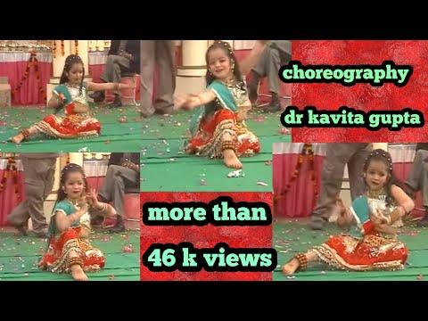 Mujhe Naulakha Manga De,Ja Re Ja O Harjai,UP Bihar-LUV KUSH DANCE ACADEMY,Chandausi-Tanishka Khurana