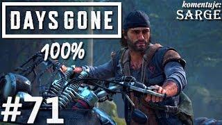 Zagrajmy w Days Gone PL (100%) odc. 71 - Ucieczka z Wyspy Magów