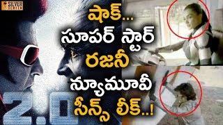 Robo 2.0 Movie Scenes Leaked | Rajinikanth | Amy Jackson | Shankar | Akshay Kumar | Silver Screen