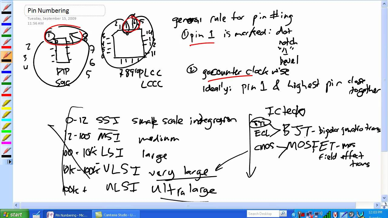 Fixed Function Integrated Circuits Part 2 Youtube Circuit Buy