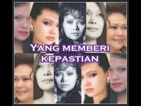 "Datuk Khadijah Ibrahim ""Ku Gembira Di Samping Mu"" (With Lyrics) HD Mp3"