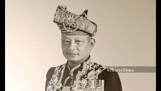 Agong's father, former Sultan of Pahang, dies aged 88