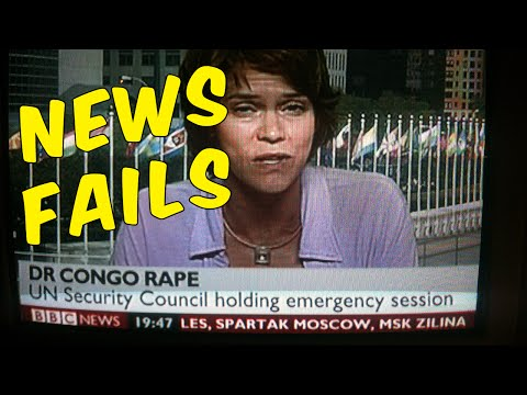 News Fails: 1 Hour of Funny News Bloopers and News Fails Compilation