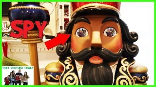 Toy Collector Part 9 Found Evidence Nutcrackers Are Spying! / That YouTub3 Family I Family Channel