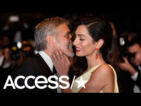 George Clooney Says He'd Give His Life For Wife Amal!   Access