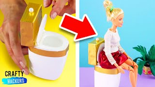 Barbie and Her Hydro dip Dollhouse Accessories