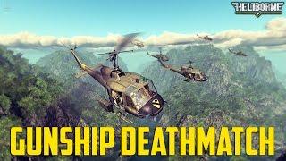 Heliborne - Gunship Deathmatch