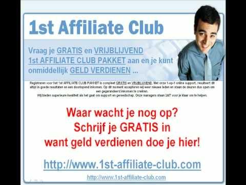 affiliate geld verdienen
