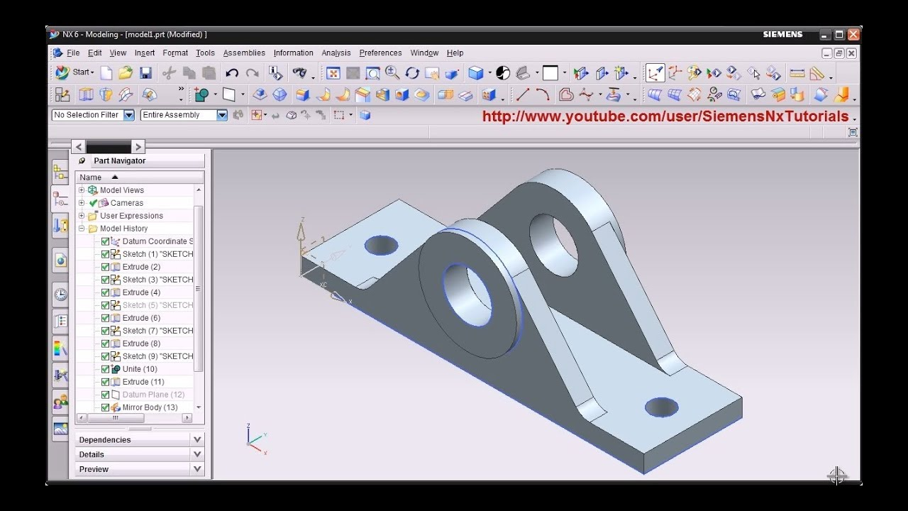 siemens nx training free download