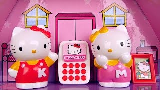 Hello Kitty сюрпризы в шарике.Хелло Китти Toys for Girls Игры Для Девочек Hello Kitty Kids.