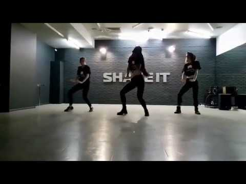 CHOREOGRAPHY BY INGA FOMINYKH ON SONG: CHRONIXX - DWEET FI THE LOVE