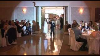 Vince & Flavia Del Monte's Wedding: The Bridal Party Entries!