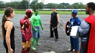 The Urban Promise Avengers All Camp Day Movie (Special Edition) thumbnail