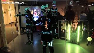 World Maker Faire 2014: iLuminate Fuse Dance